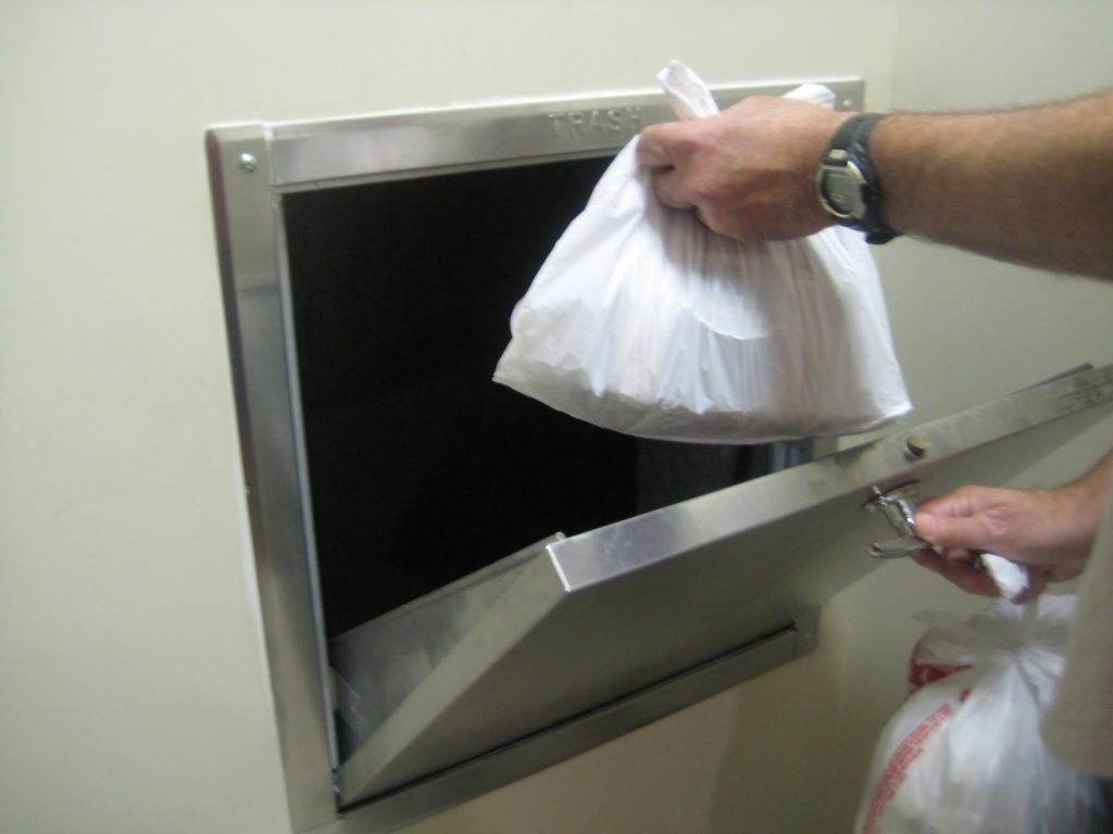 Garbage Chute Room : Trash chute cleaning in massachusetts